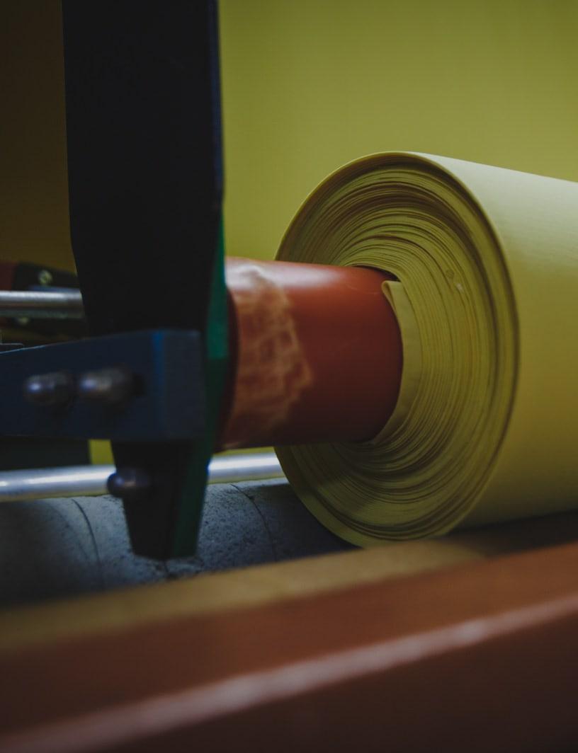 tessuto rotolo Servizi